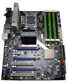 EVGA X58 SLI FTW Motherboard