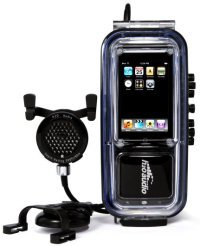 H2O iDive Underwater Speaker and iPod Case