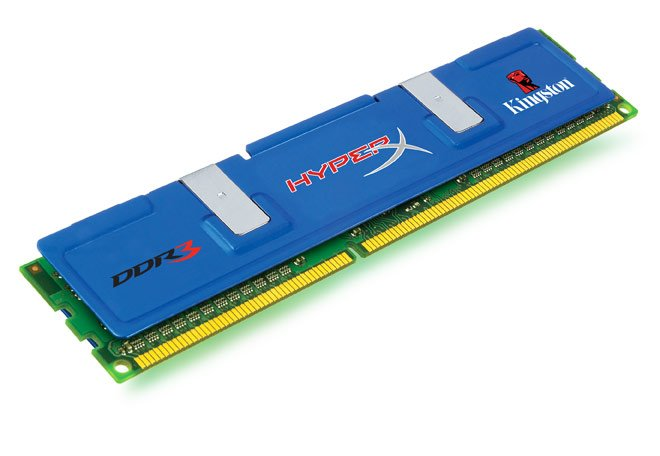 Kingston HyperX 2GHz DDR3 RAM