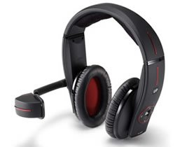 Media Port UP300x Multimedia Headset