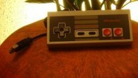 USB NES Game Controller