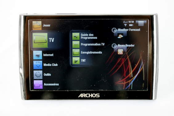 Archos 5 Media Player