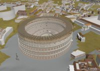 Google Earth's Rome Reborn