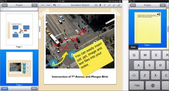 PaperPort (iPad)