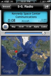 Police Scanner iPhone