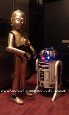 c3po and r2d2 couple costumes