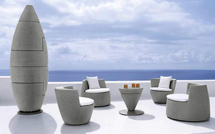 Innovative Gadgets That Will Transform Your Daily Routine - Dedon outdoor furniture
