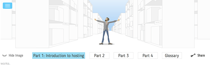 Hosting glossary