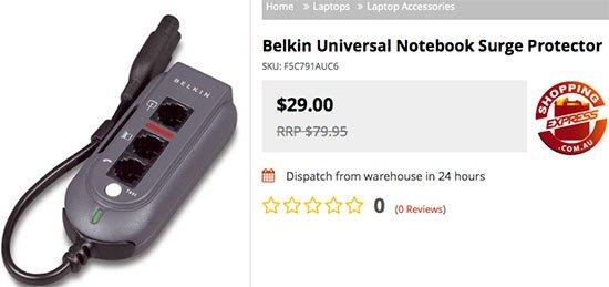 Belkin Surge Protector