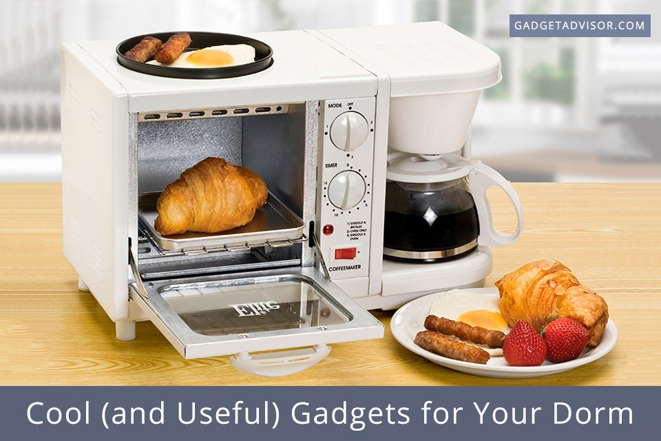 Cool And Useful Gadgets For Your Dorm Gadget Advisor