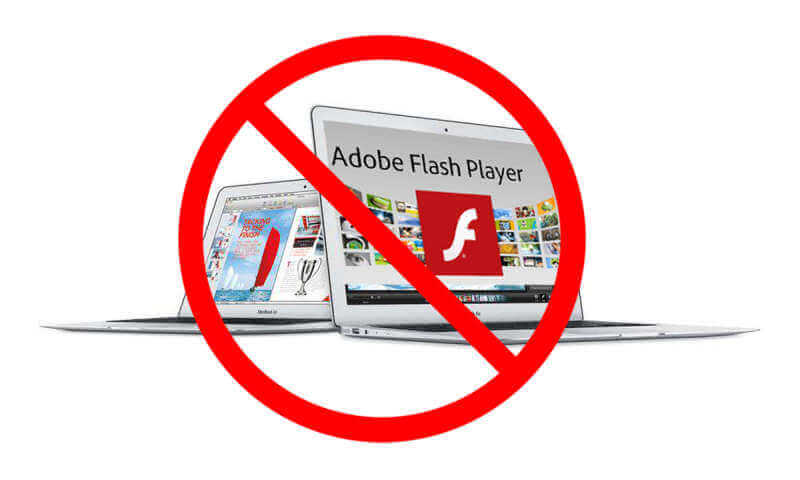 Flash Player is Dead