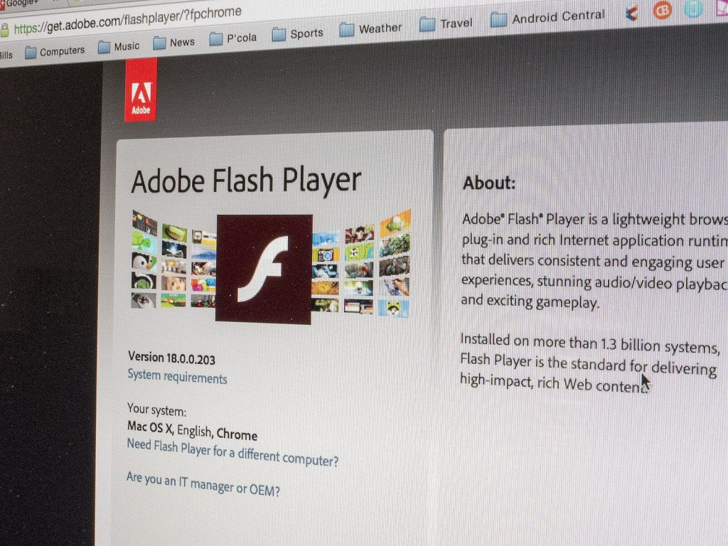 How to update Adobe Flash Player in Opera: instructions and recommendations 60