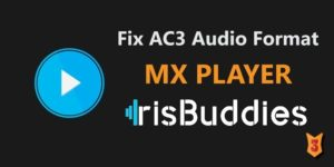 AC3 Audio fixed player