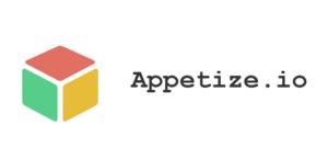 Appetize.io emulator