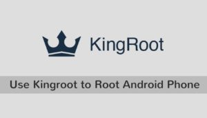 rooting kingroot