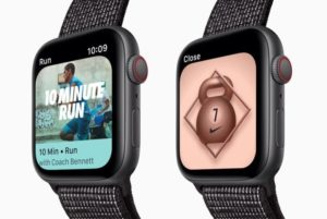Apple Watch Series 4 Nike+ Model
