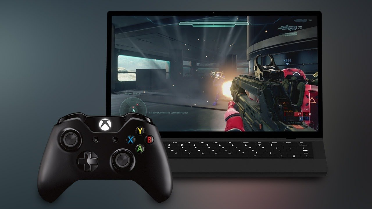Xbox One Game Streaming