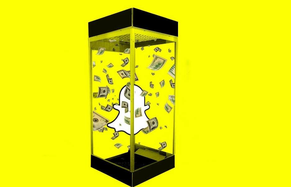 Snapchat dollars