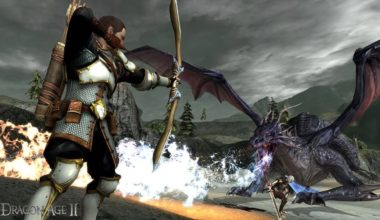 Screenshot of Dragon Age 2