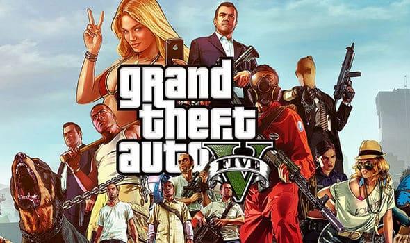 GTA 5 Update