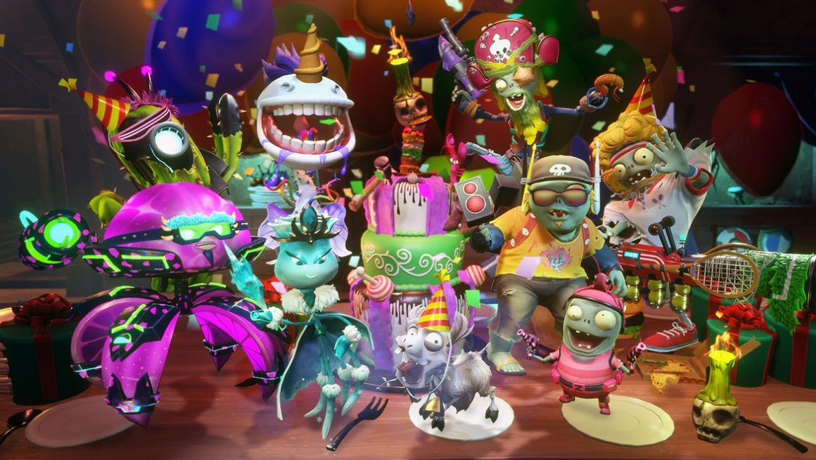 Plants vs Zombies: Garden Warfare 3?