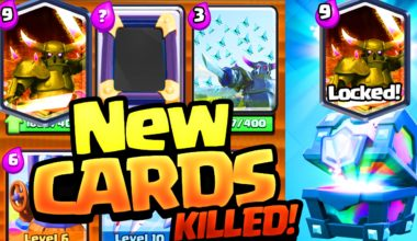 Clash Royale New Cards