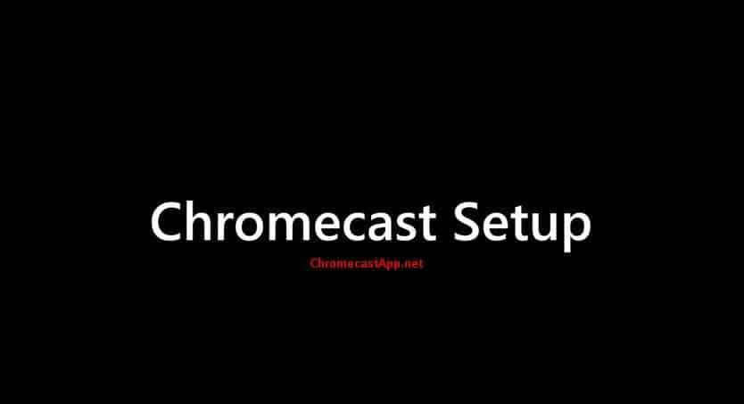 Chromecast App Windows