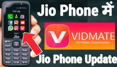 VidMate In Jio Phone