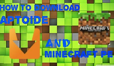 Minecraft on Aptiode
