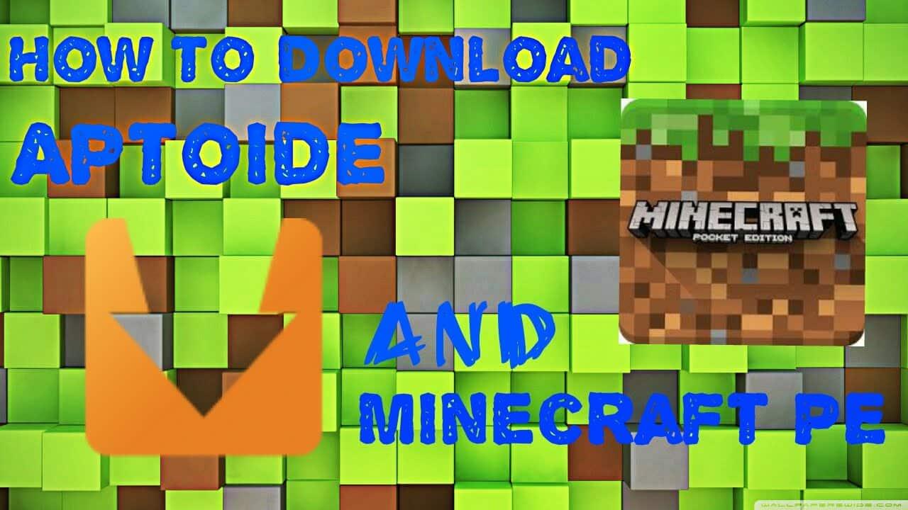 Minecraft on Aptiode