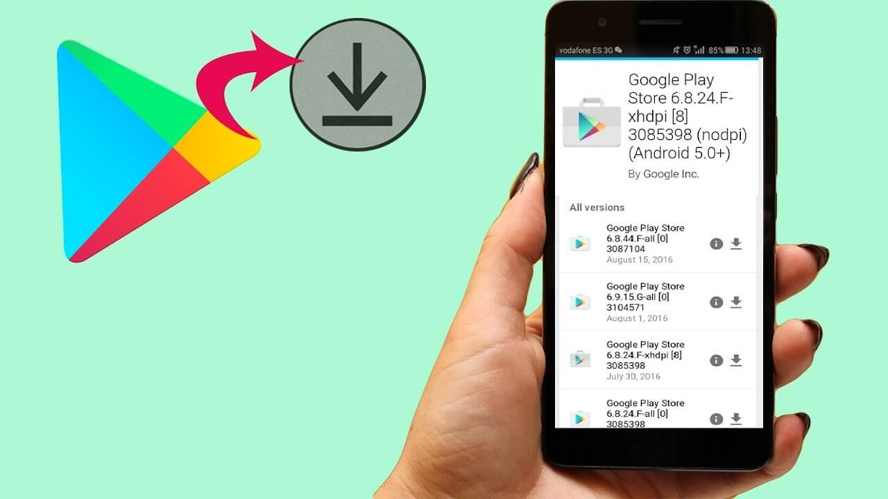 How To Download The Google Play Store Itself - Gadget Advisor