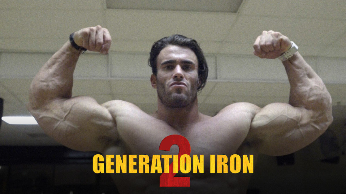 Generation Iron 2 Movie Poster