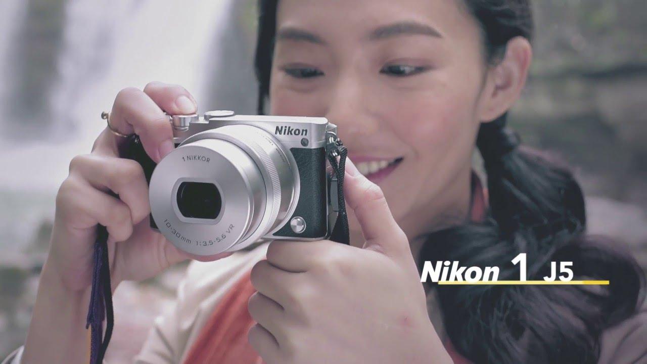 Nikon 1 J5: The Companion That Builds Memories to Last – Part 1 - YouTube